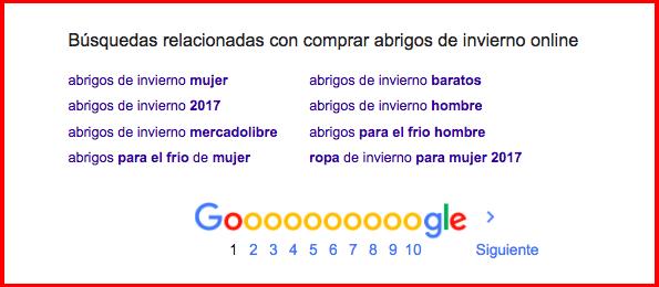 Herramientas para hacer un estudio de palabras clave Google