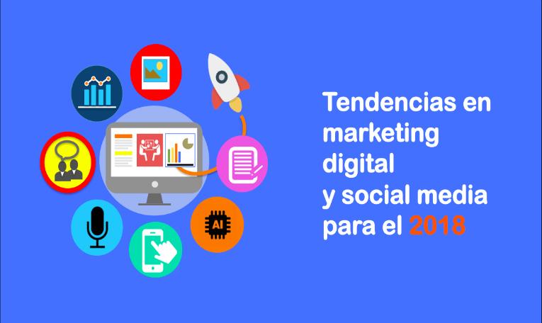 endencias en marketing digital y social media